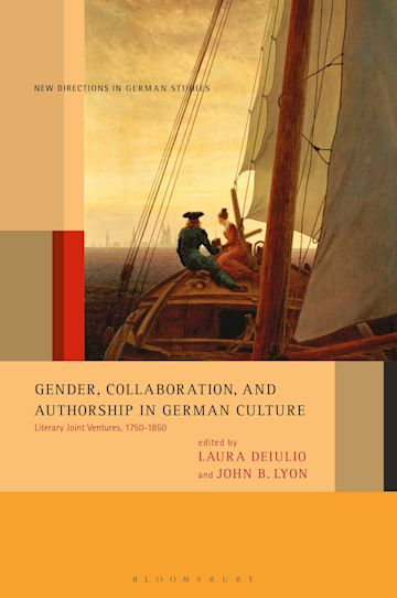 Gender, Collaboration, and Authorship in German Culture cover