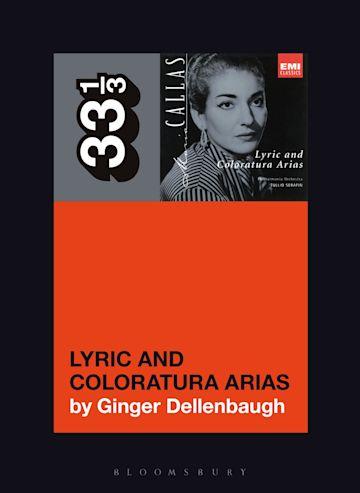 Maria Callas's Lyric and Coloratura Arias cover