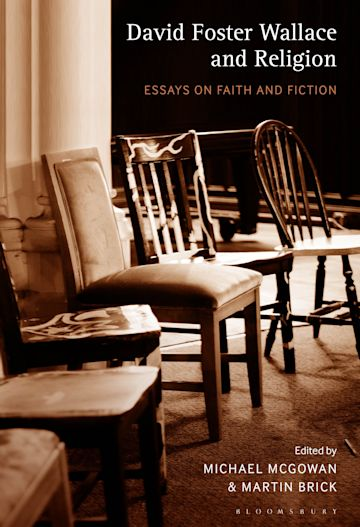 David Foster Wallace and Religion cover