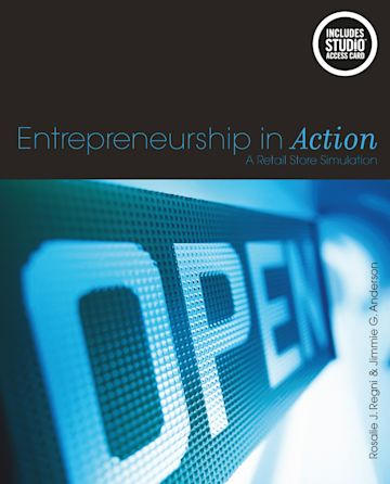 Entrepreneurship in Action cover