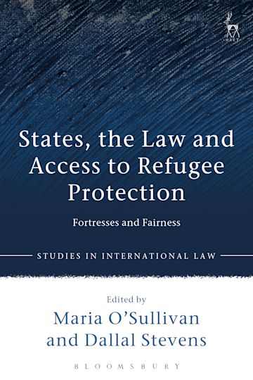 States, the Law and Access to Refugee Protection cover