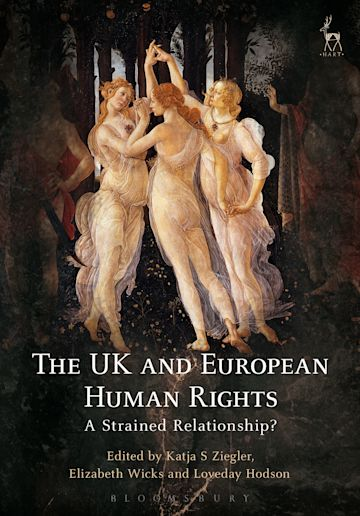 The UK and European Human Rights cover