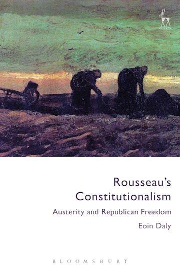 Rousseau's Constitutionalism cover