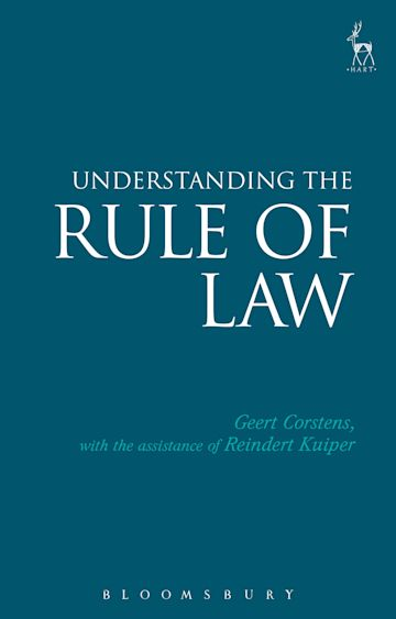 Understanding the Rule of Law cover