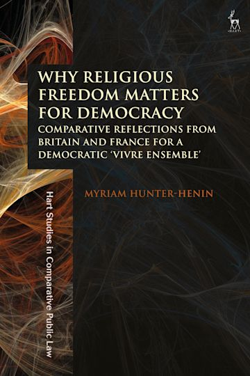 Why Religious Freedom Matters for Democracy cover