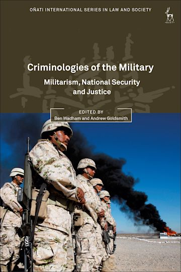 Criminologies of the Military cover