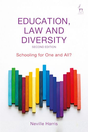 Education, Law and Diversity cover