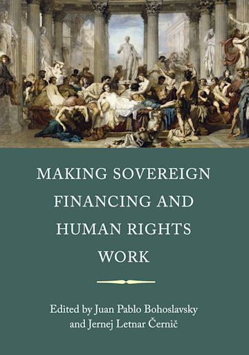 Making Sovereign Financing and Human Rights Work cover
