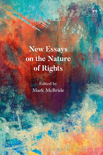 New Essays on the Nature of Rights cover