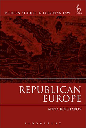 Republican Europe cover