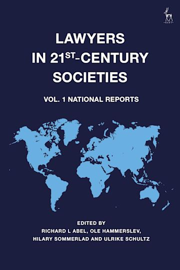 Lawyers in 21st-Century Societies cover