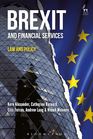 Brexit and Financial Services cover