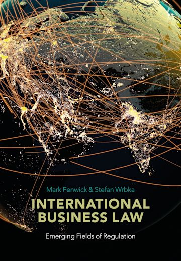 International Business Law cover