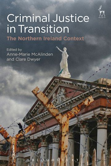 Criminal Justice in Transition cover
