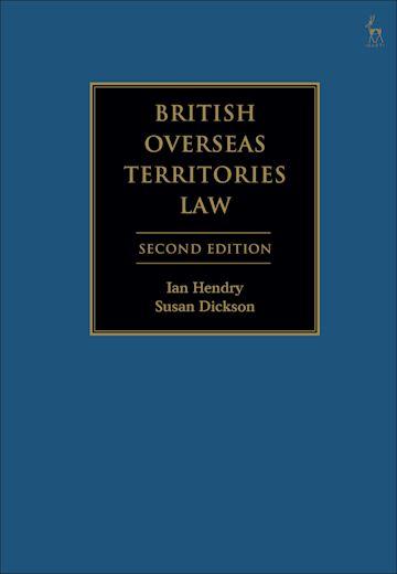 British Overseas Territories Law cover