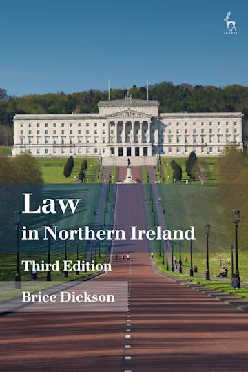 Law in Northern Ireland cover