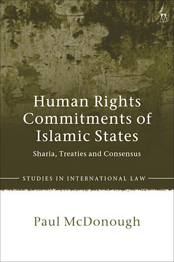 Human Rights Commitments of Islamic States cover