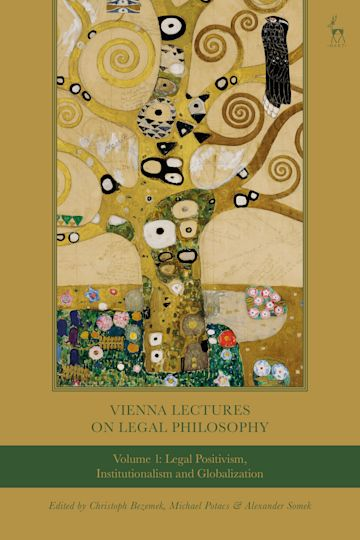 Vienna Lectures on Legal Philosophy, Volume 1 cover
