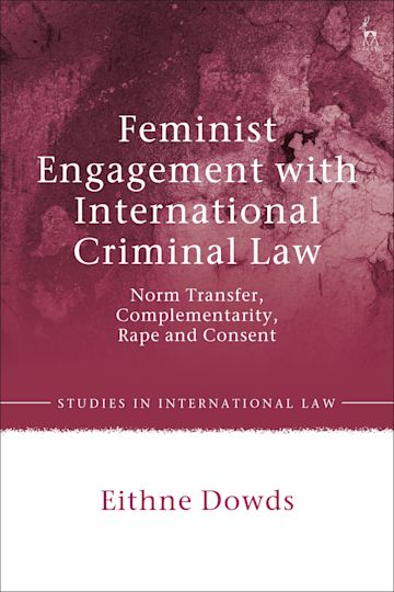 Feminist Engagement with International Criminal Law cover