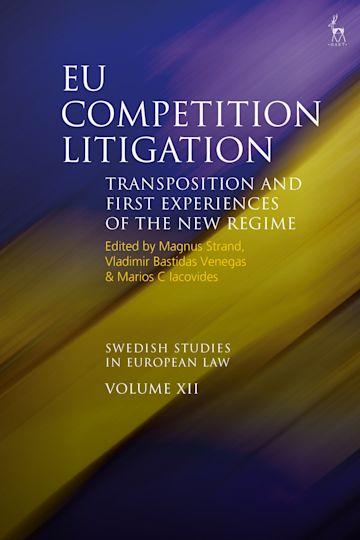 EU Competition Litigation cover