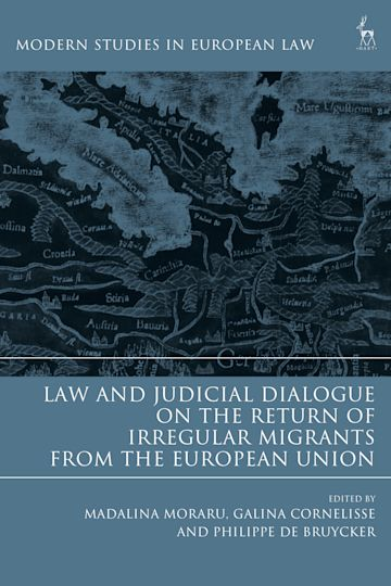 Law and Judicial Dialogue on the Return of Irregular Migrants from the European Union cover
