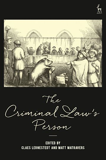 The Criminal Law's Person cover