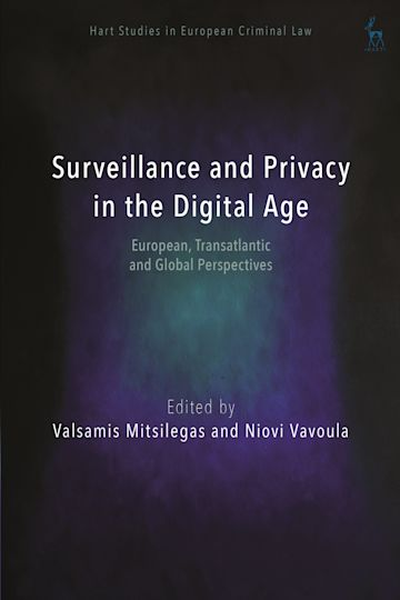 Surveillance and Privacy in the Digital Age cover