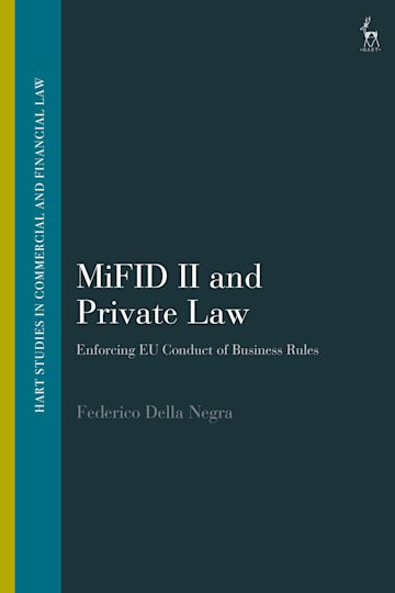 MiFID II and Private Law cover