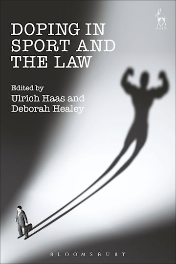 Doping in Sport and the Law cover