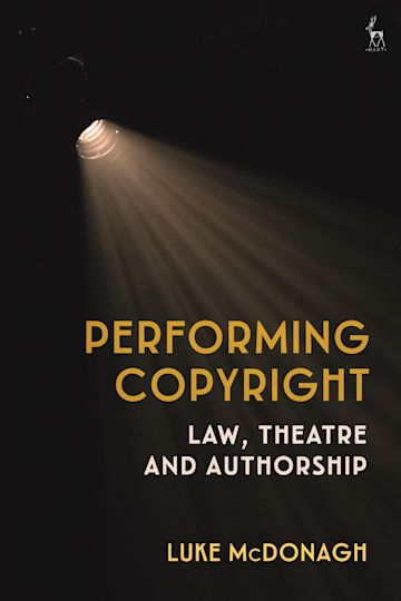 Performing Copyright cover