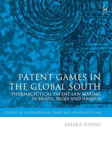 Patent Games in the Global South cover