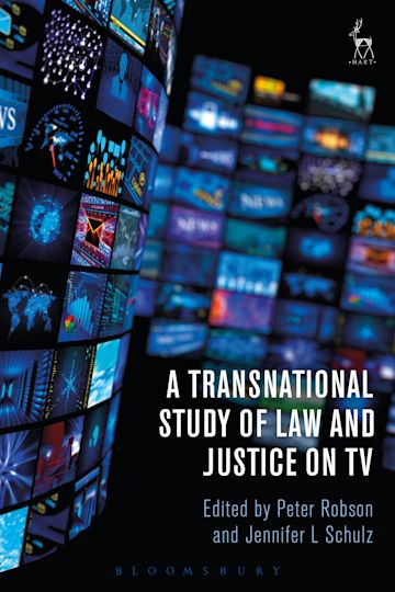 A Transnational Study of Law and Justice on TV cover