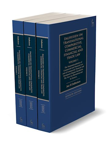 Dalhuisen on Transnational Comparative, Commercial, Financial and Trade Law cover