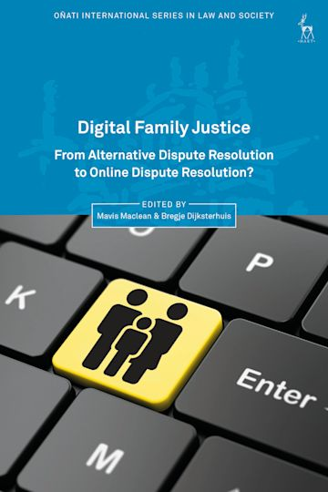 Digital Family Justice cover