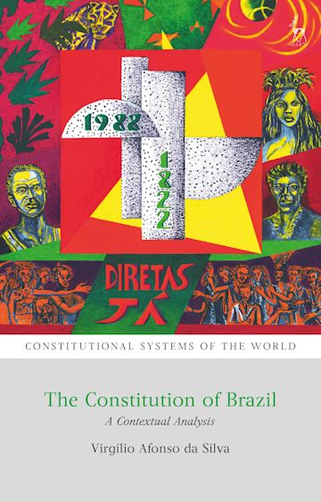 The Constitution of Brazil cover