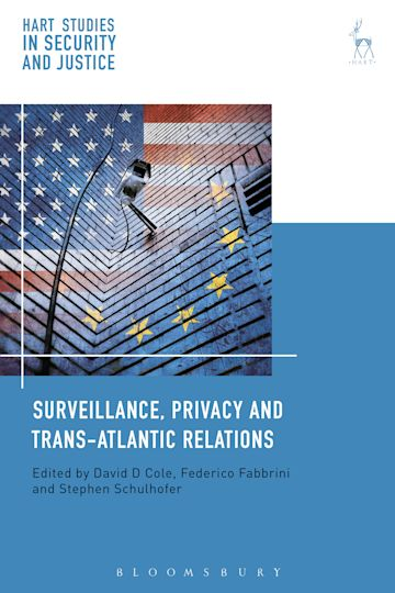 Surveillance, Privacy and Trans-Atlantic Relations cover