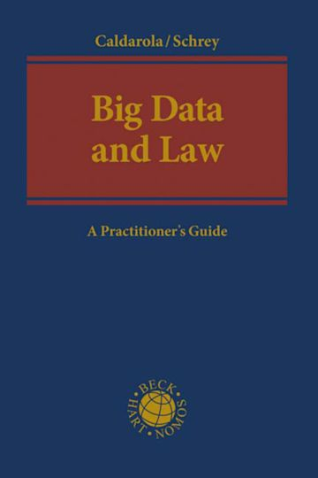 Big Data and Law cover