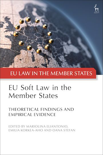 EU Soft Law in the Member States cover