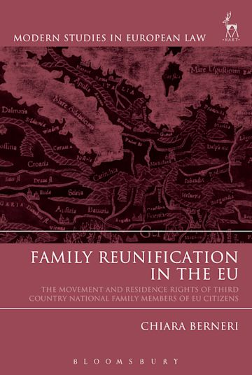 Family Reunification in the EU cover