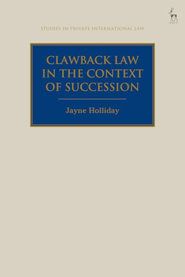 Clawback Law in the Context of Succession cover