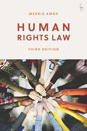 Human Rights Law cover