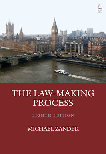 The Law-Making Process cover