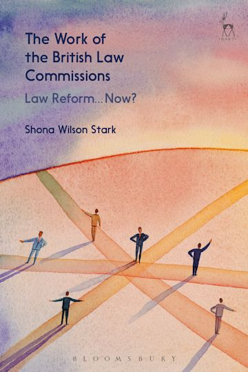 The Work of the British Law Commissions cover