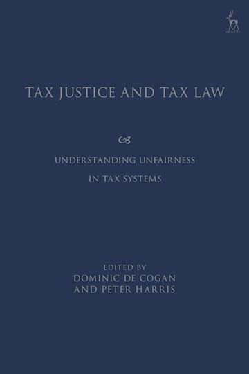Tax Justice and Tax Law cover