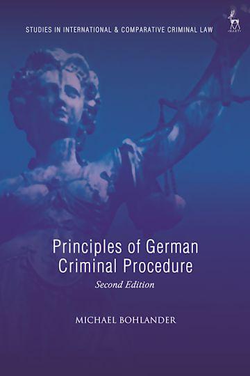 Principles of German Criminal Procedure cover