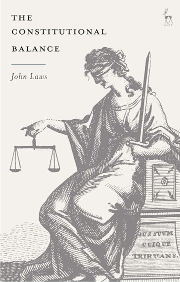 The Constitutional Balance cover