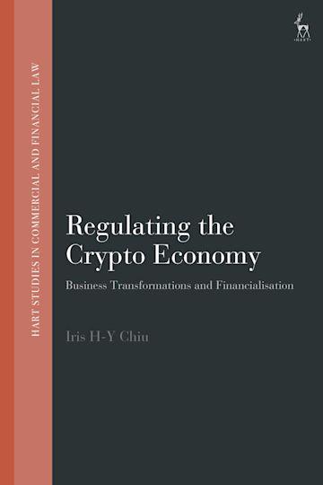 Regulating the Crypto Economy cover