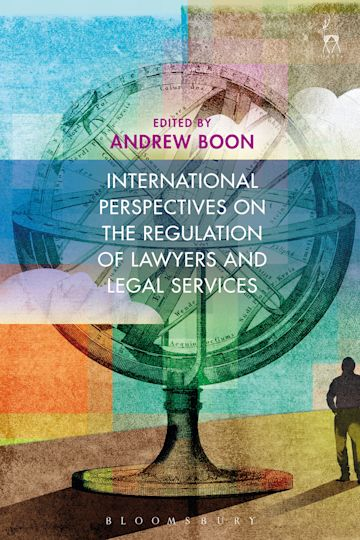 International Perspectives on the Regulation of Lawyers and Legal Services cover