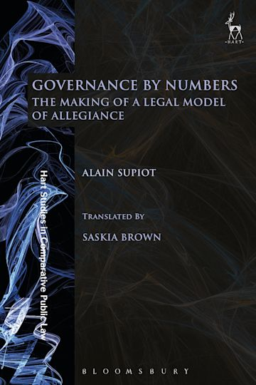 Governance by Numbers cover