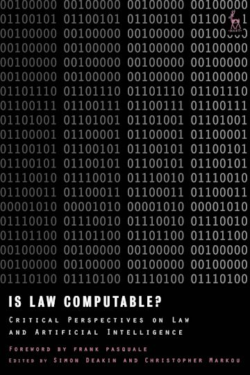 Is Law Computable? cover